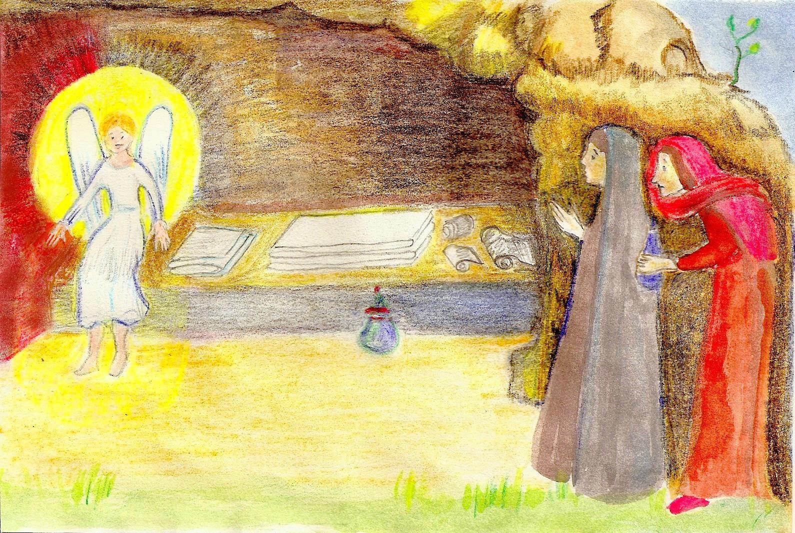 le tombeau vide