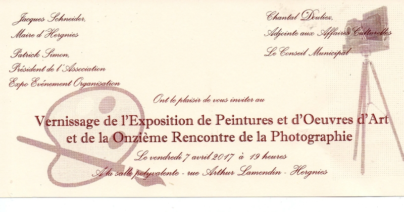 VERNISSAGE expo HERGNIES 262