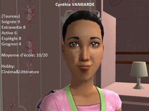 Cynthia Vangarde