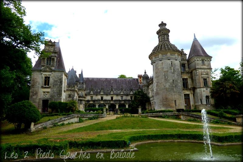château des enigmes pons