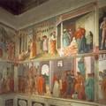 Fresques de Masaccio, Masolini et Lippi