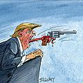 Donald trump, nous emmène où ?