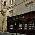 Café de la Tourelle.