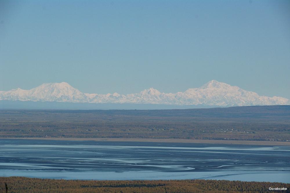 Montagnes Alaska