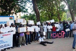 manifestation_journalistes_ouagadougou_15_juillet_2013