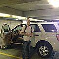 La côte ouest américaine avec la voiture de dexter ... a 2, y'a 14 ans, à 5 cet été !