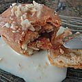 Tartelettes aux pommes et leur caramel à la crème