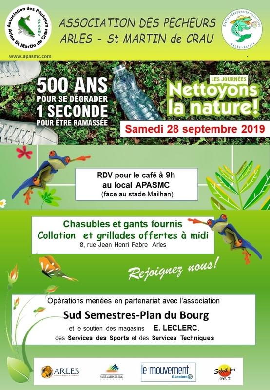 Nettoyons la nature 2019