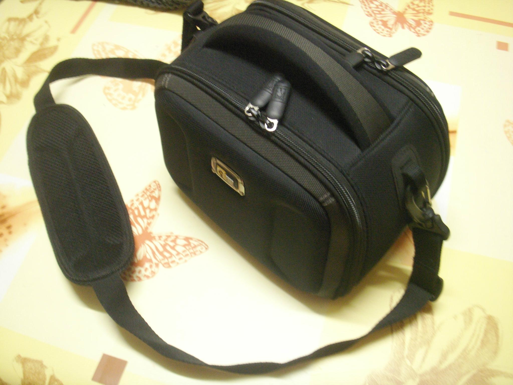 sac appareil photo , batterie et cable