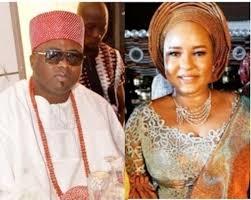 Oba Saheed Elegushi Buys New Mansion for Latest Wife, Hadiza Tanko ...