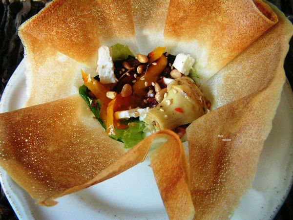 corolles de légumes grillés (4)