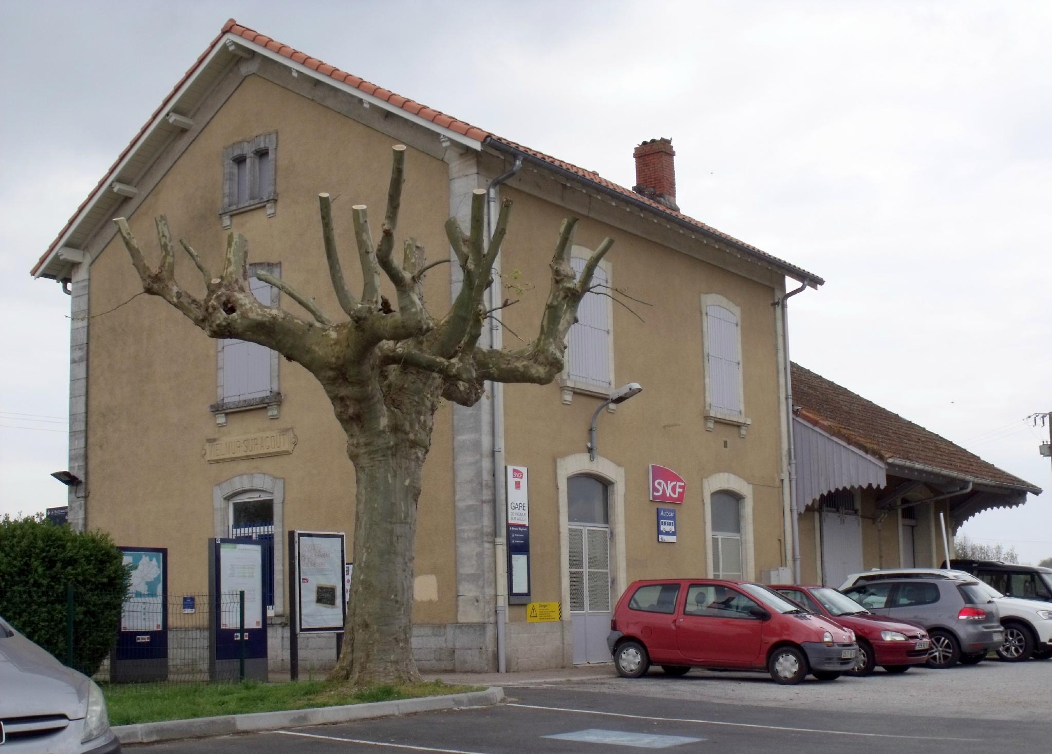 Vielmur-sur-Agout (Tarn - 81) 1