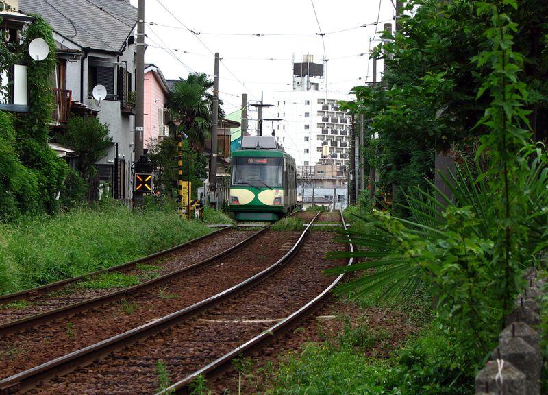 Tôkyû 301, Shôin-Jinjamae~Wakabashi