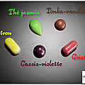 Bonbons chocolat pour les fêtes
