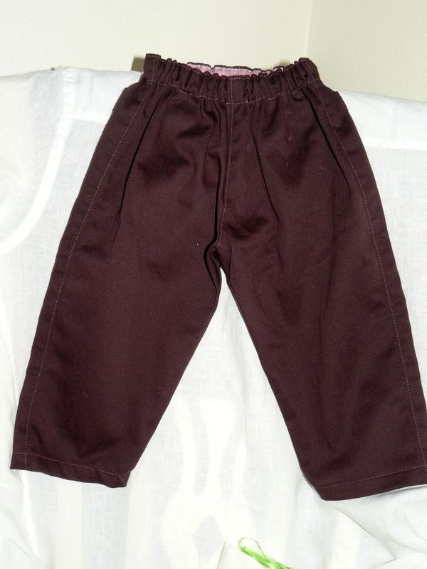Pantalon Livre 13 Y Message du 23/09/09