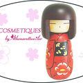 Sakura No Hana Cosmétiques-Etiquettes