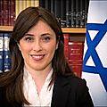 La prochaine ambassadrice d'israël en g-b: une extrémiste de la colonisation