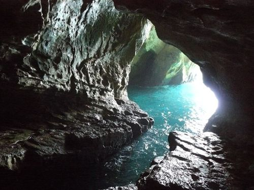 Les grottes (Rosh Hanikra)