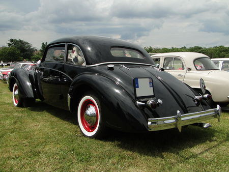 ROSENGART Supertraction Coupe 1939 Broc aux Tacots de Richwiller 2010 6