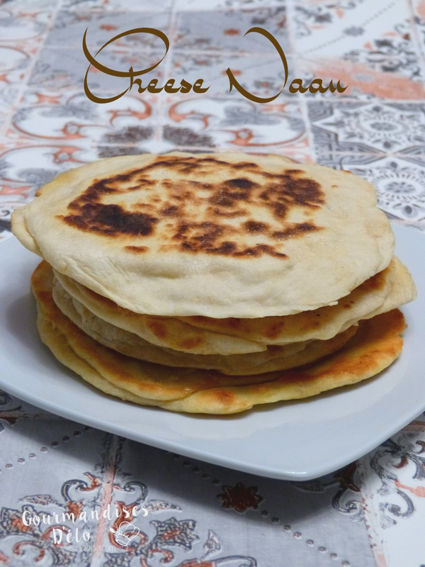 Cheese naan (4)