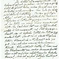 Correspondance page 2