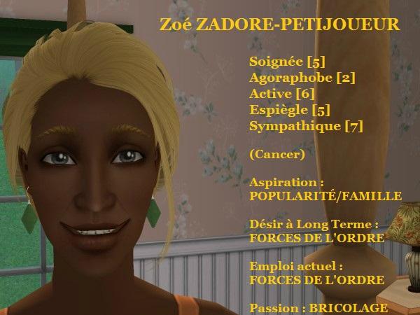 Zoé ZADORE-PETIJOUEUR