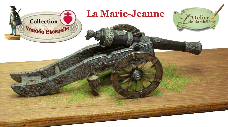 La Marie-Jeanne, un canon de collection