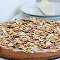 Torta di mandorle (gâteau au citron)