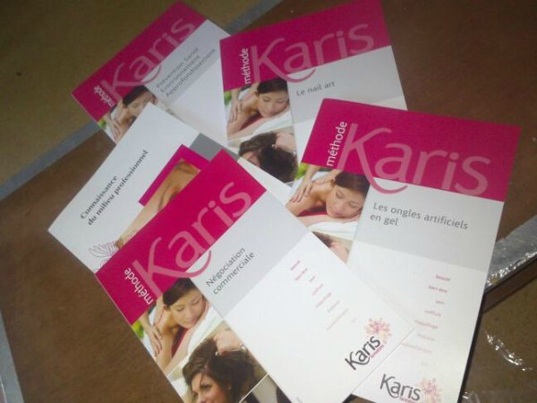 Karis Formation books