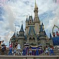Trip to u.s.a : magic kingdom