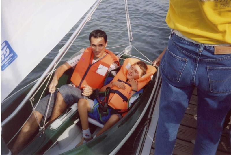 access dinghy 2
