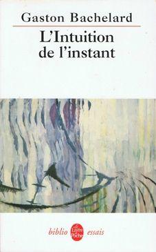 L'intuition de l'instant (1931)