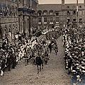 11 10 Caen, Défilé du Retour des Poilus le 13 septembre 1919b