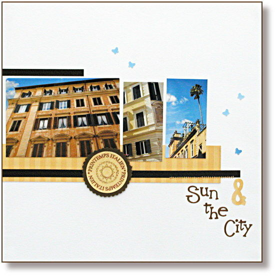Sun & the City