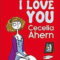 Ps: i love you - cecelia ahern