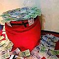 La calebasse multiplicateur d'argent et de richesse du sodokpa