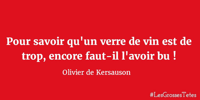 Citation Olivier de Kersauson 2