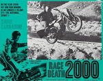 Death Race 2000 lobby card australienne 6