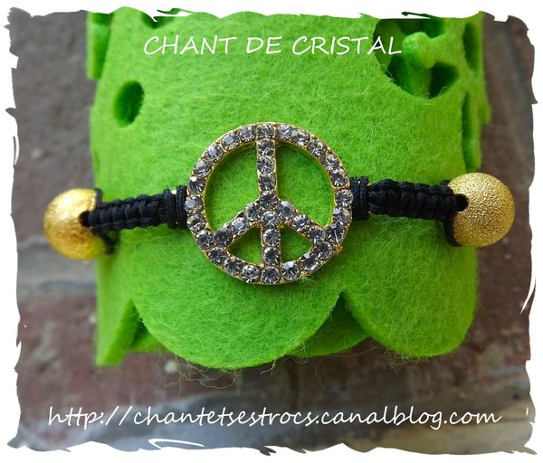 shamballa peace and love cristal