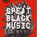 Exposition great black music à la cité des sciences