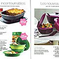 Promotions tupperware mars 2016