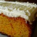 Un deuxième gâteau à la carotte, déjà de nouveau adeptes.