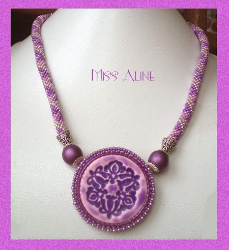 Esprit violet