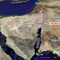 Agriculture du désert - la aravah