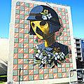 Bayonne, à la recherche des fresques du festival street art point de vue, périple n°2 (64)