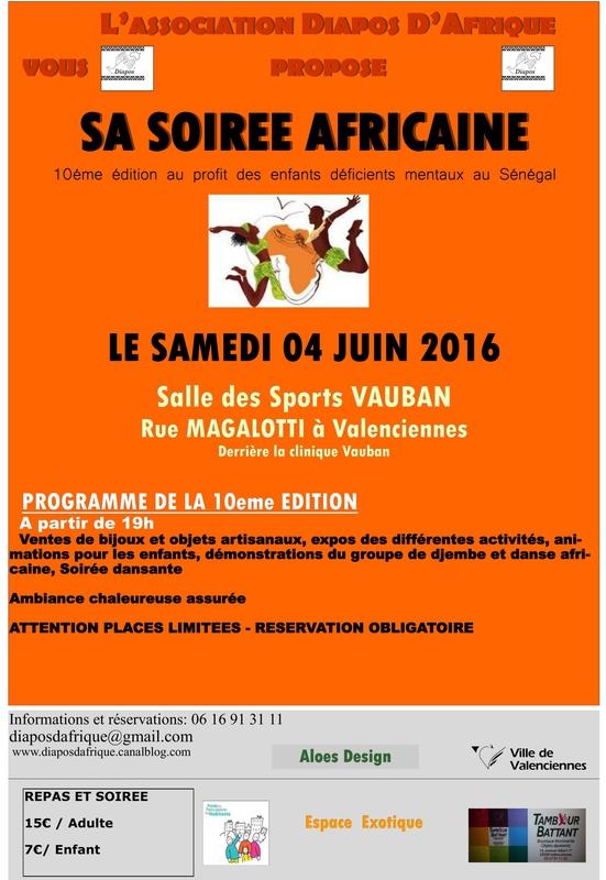 SOIREE 4 JUIN 2016