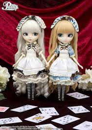 pullips sepia and color