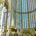 Abbaye de st martin aux bois, oise, picardie