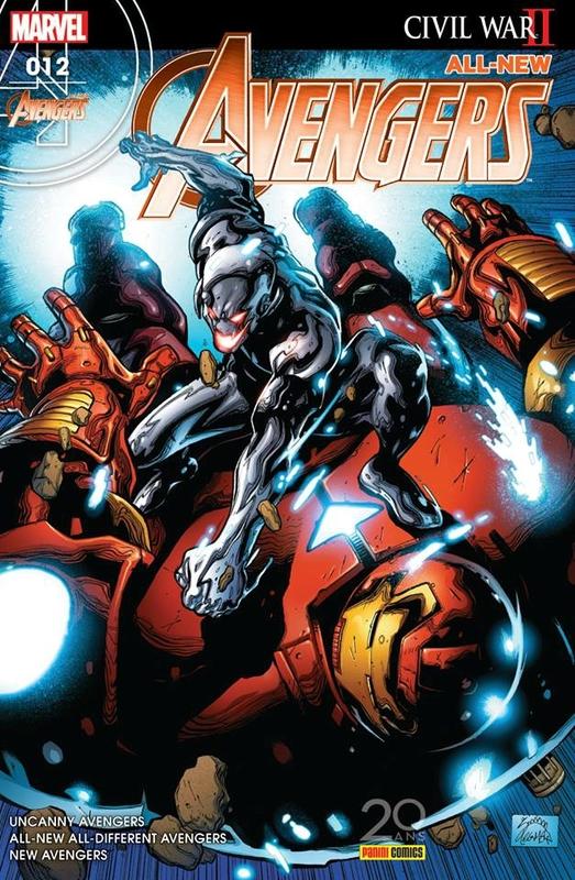 all new avengers 12