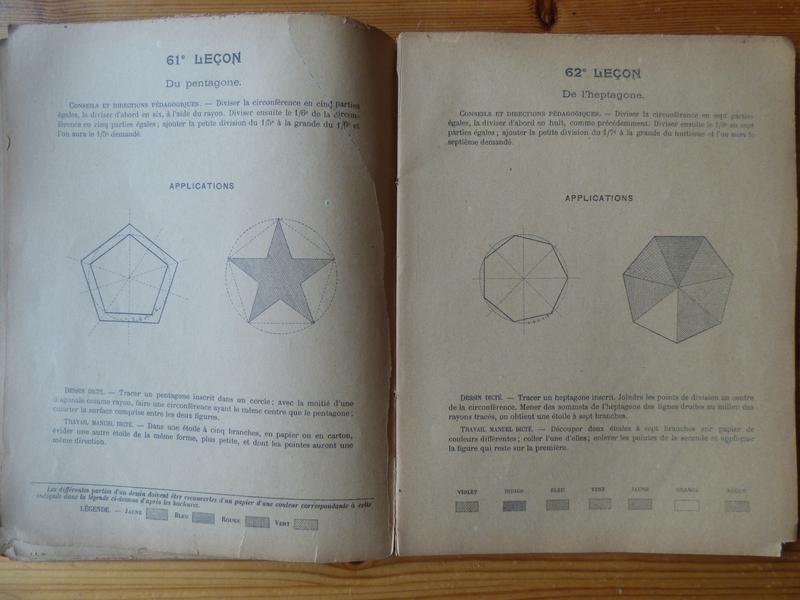 Cours pratique de dessin avec travaux manuels (4)